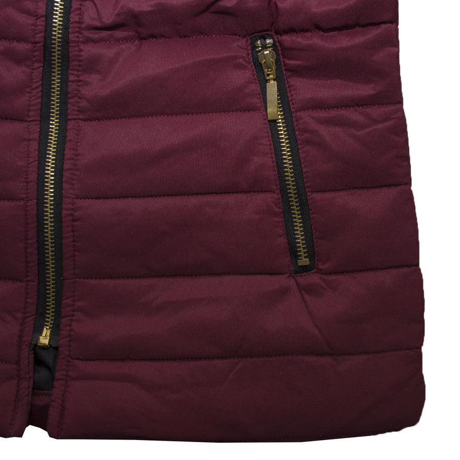 Women Short Body Padded Jacket