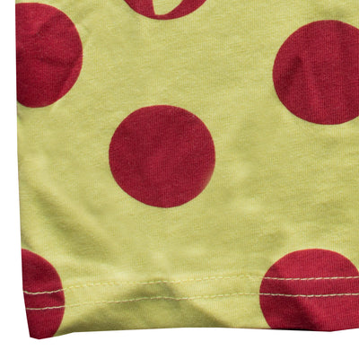 Kids Summer Polka Top - Deeds.pk