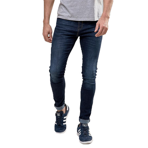 Pull & Bear Blue Skinny Denim