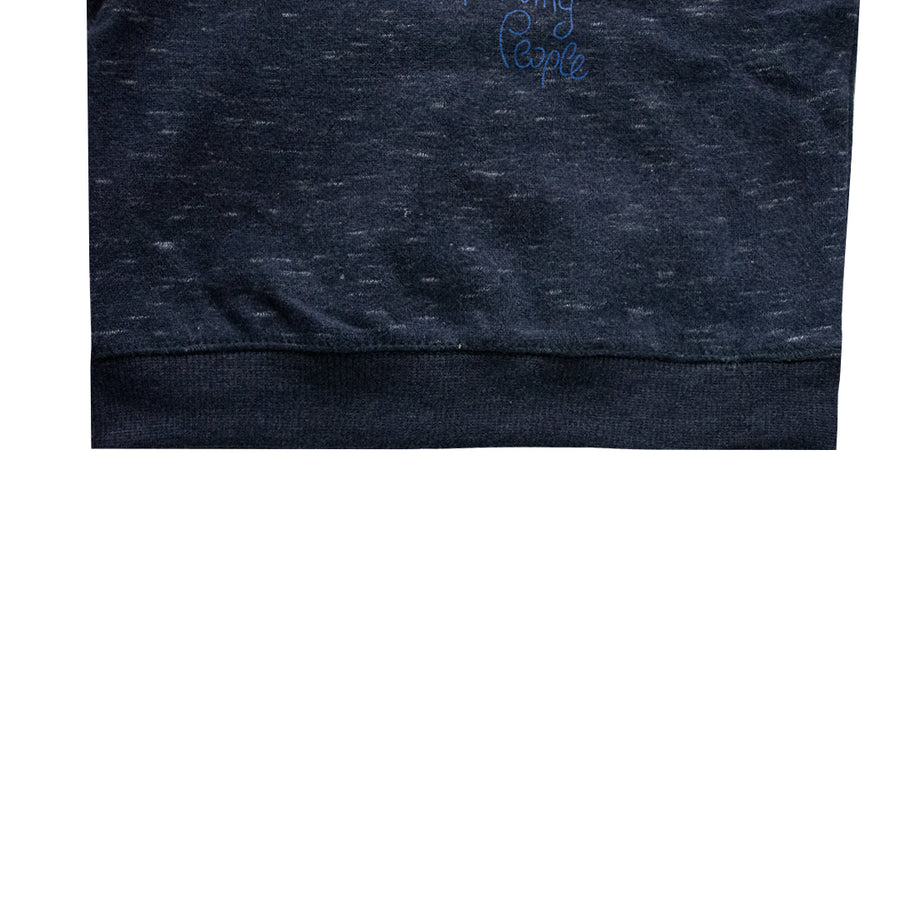 Baby Club Navy Printed Sweat Shirt ( 3 MONTHS TO 18 MONTHS ) - Deeds.pk