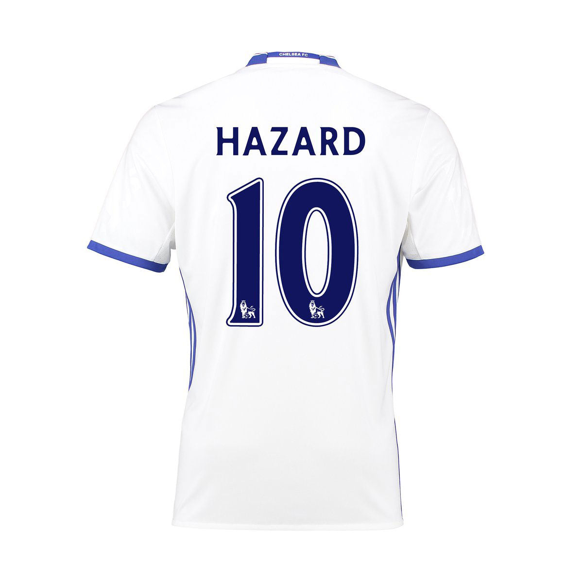 newest collection a4789 d1e77 Chelsea FC Hazard Away Jersey 2016/2017