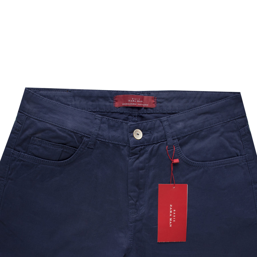 ZR Basic Slim Shorts