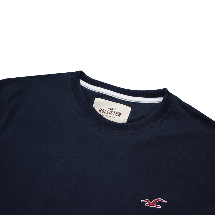 Hollister Classic Long Sleeves Summer T-Shirt