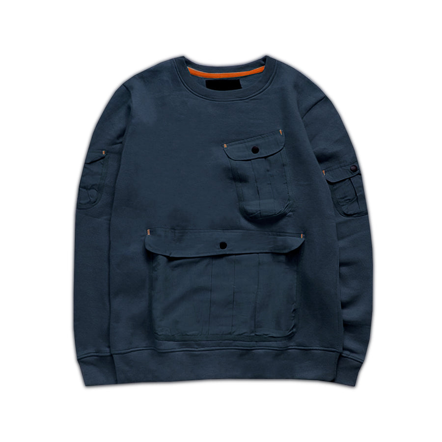 SOULSTAR KANGROO POCKETS SWEAT SHIRT