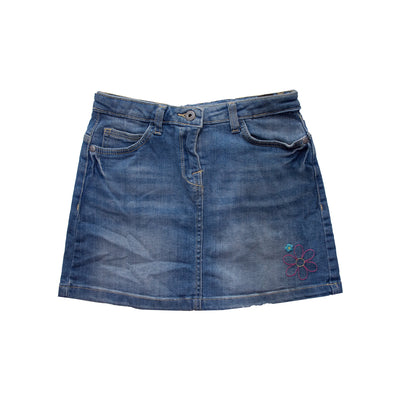 C ONE Kid's Denim Skirt - Deeds.pk