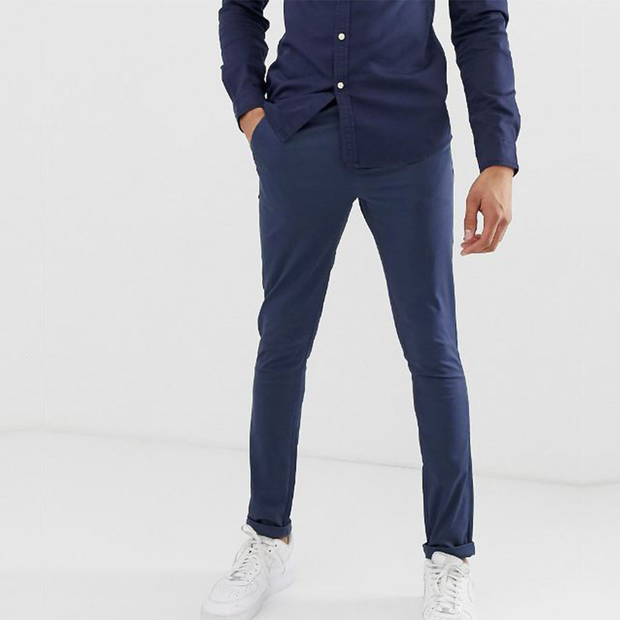 ZR Cultivated Skinny Fit Chino Pant