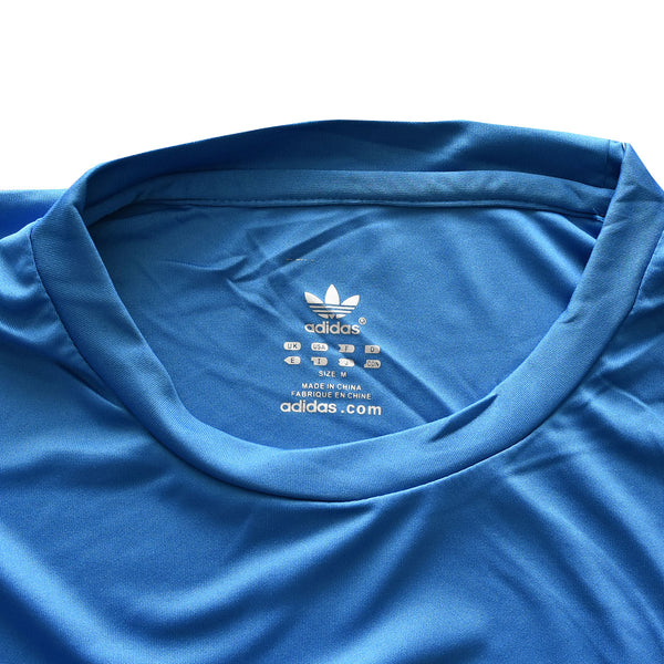 Adidas Dry Fit Blue Sports Tee - Deeds.pk