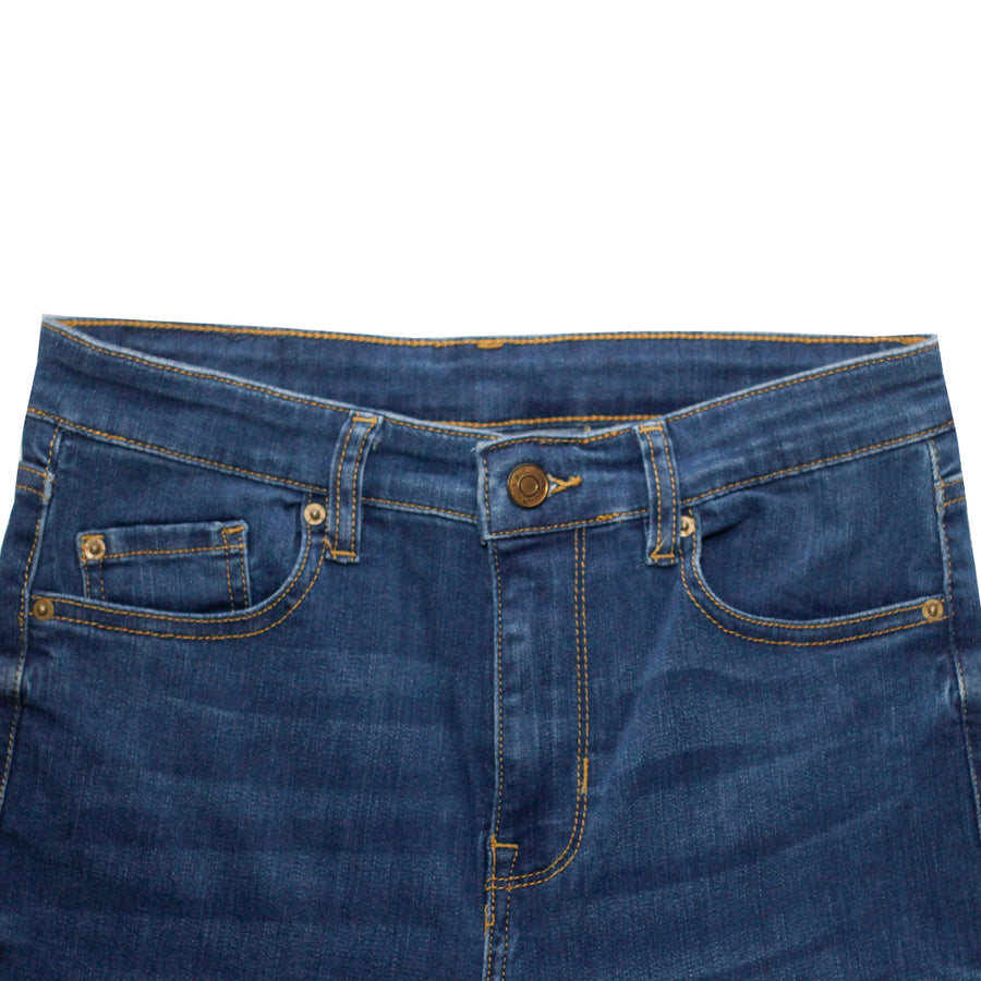 Southern Cotton Ladies Rough Bottom Denim