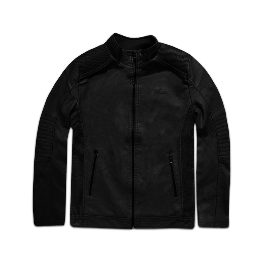 Benny Fashion Leather Jacket - Deeds.pk