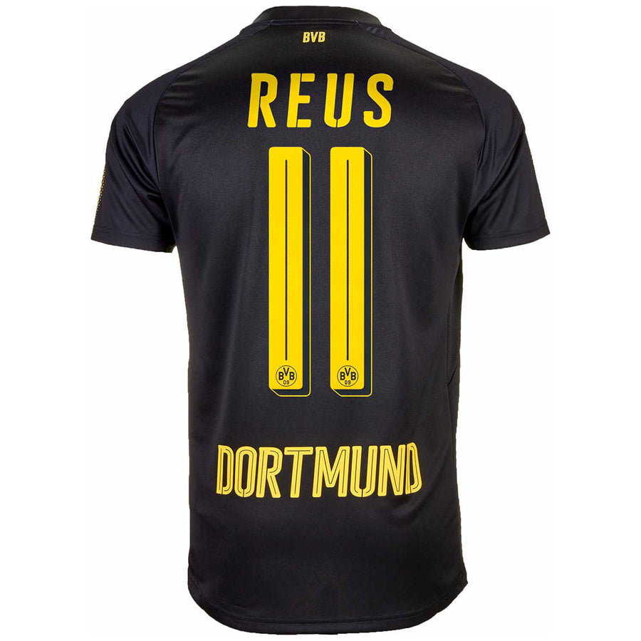 Dortmund Black Away Jersey 16-17 - Deeds.pk