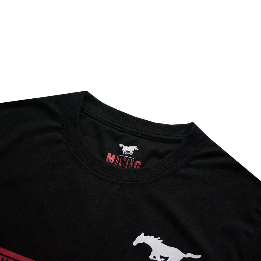 Jet Black Mach 1 T-Shirt