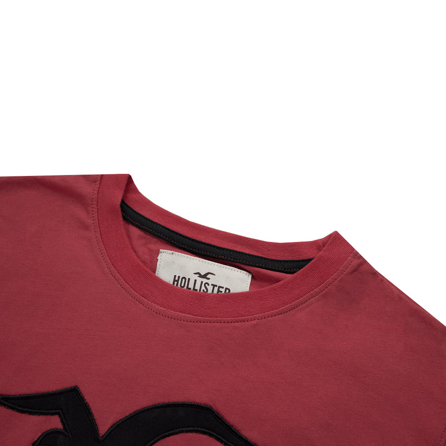 Hollister Emblem T Shirt (With Minor Faults)