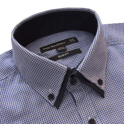 Cedar Wood State Long Sleeves Check Casual Shirt - Deeds.pk