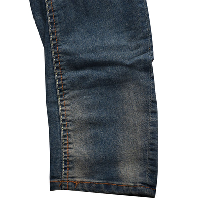 Kids H&M Dirty Blue Straight Fit Denim - Deeds.pk