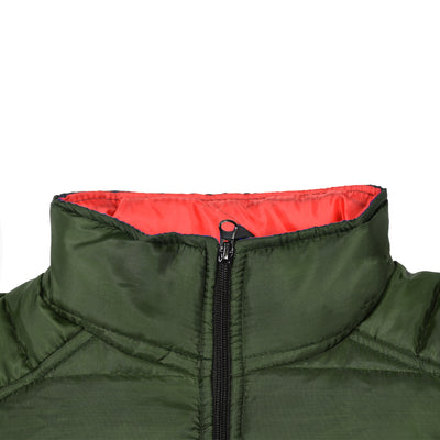 Funkys exclusive padded Olive Gillet