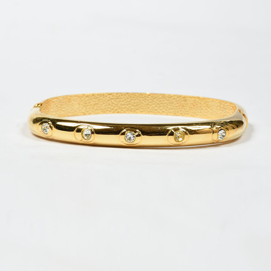 Women Pattern Design Clutch Bangle