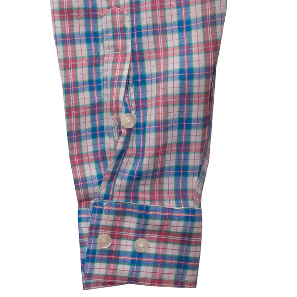 American Eagle Multi Color Checkered B-Quality Casual Shirt - Deeds.pk
