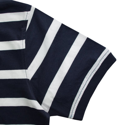 Boy's Striped Polo Shirt ( 2 YEARS TO 14 YEARS ) - Deeds.pk