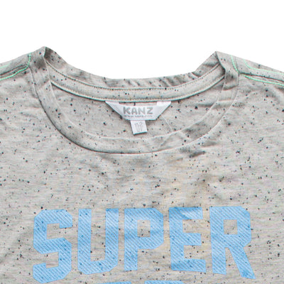 Kid's Super Hero T-shirt - Deeds.pk