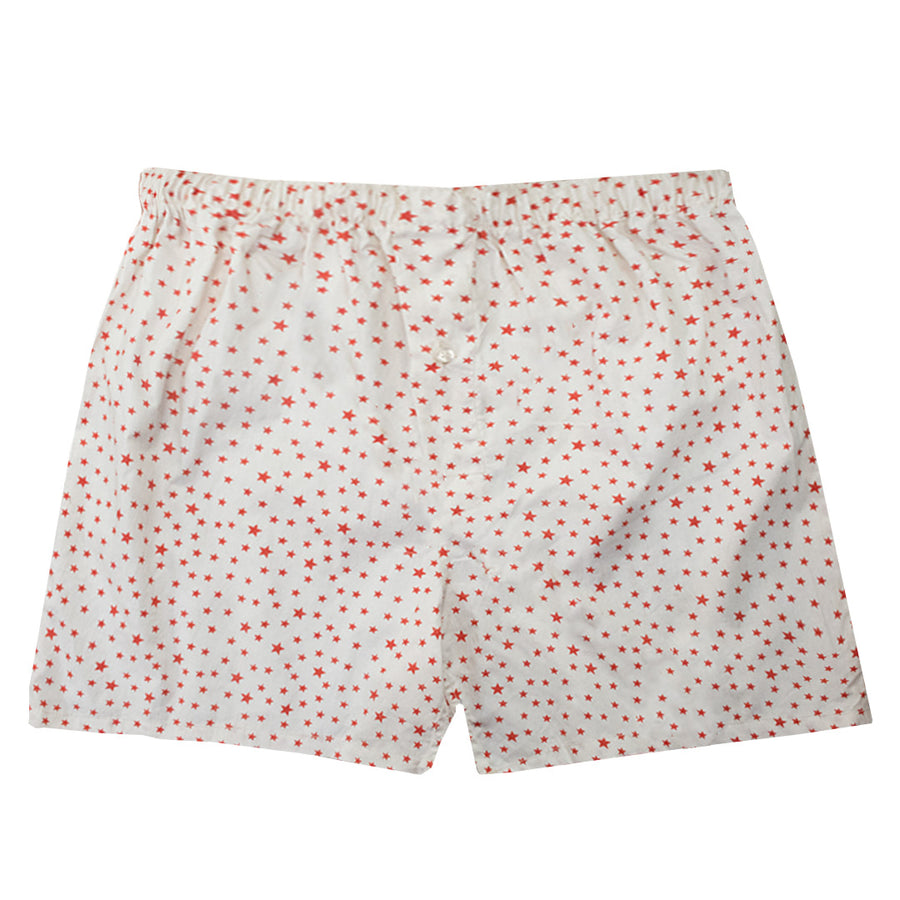 Funky's Little Stars Woven Boxer Shorts