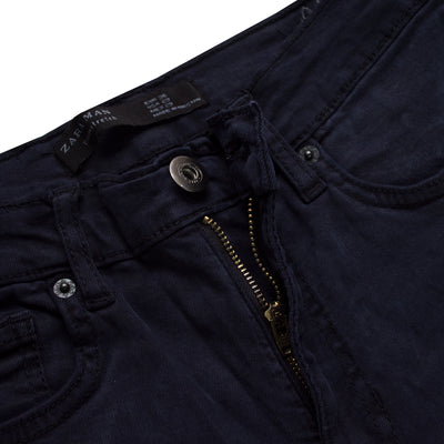 ZR Dark Blue Wild Stretch Denim