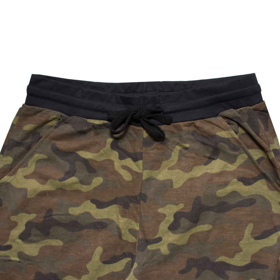 SoulCal Crop Fit Camouflage Jogger Pants