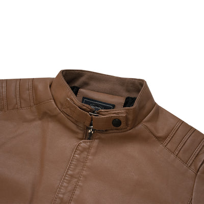 Classic Fashion Leather Jacket - Deeds.pk