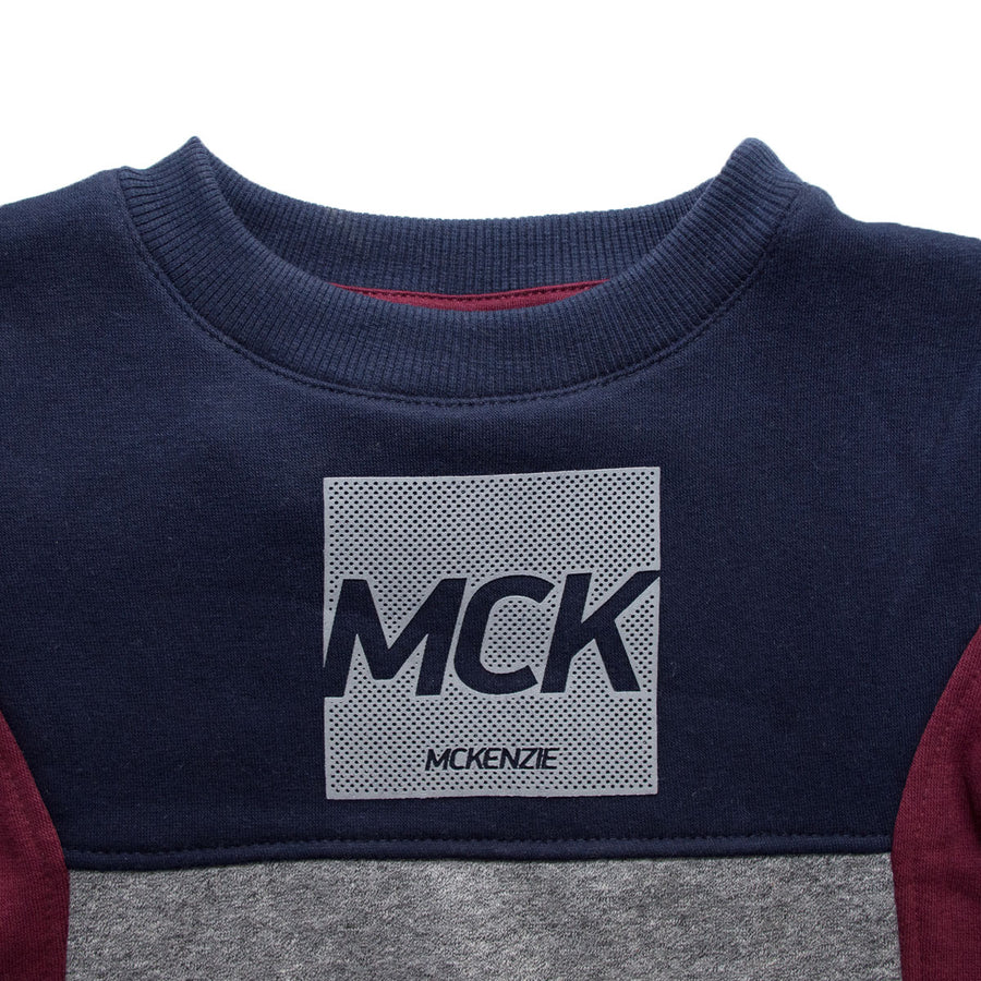 Crew Neck Baby Boy Sweat Shirt