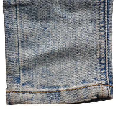 Kids Next Faded Blue Super Skinny Denim - Deeds.pk