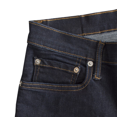 Gap Dark Blue High Stretch Denim - Deeds.pk