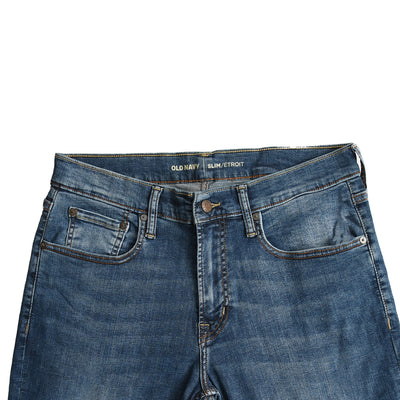 Old Navy Etroit Slim Straight Fit Denim - Deeds.pk