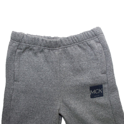 Boys Heather Grey Gripped Bottom Trouser ( 9 MONTHS TO 8 YEARS ) - Deeds.pk