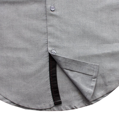 Funkys Light Grey Casual Shirt - Deeds.pk