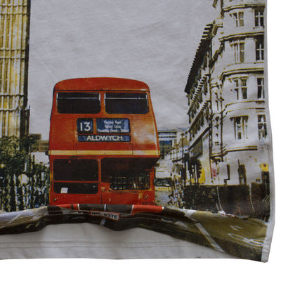Josalem London Joy Blue T-Shirt - Deeds.pk