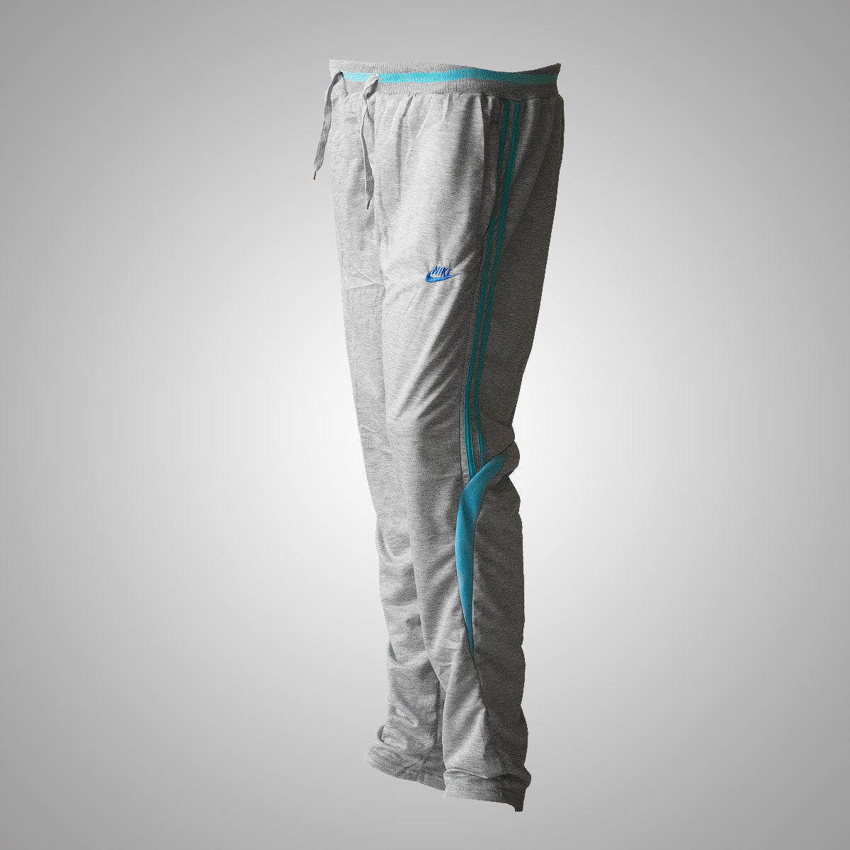 cdd59c176c6c Nike FC Barcelona Turquoise Stripes Football Tiro Pants - Deeds.pk