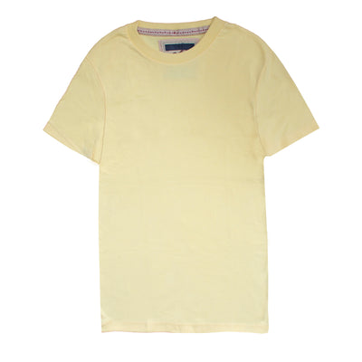 Hollister Co Yellow Short Sleeve T-Shirt - Deeds.pk
