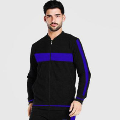 Funkys Gravity Show Contrast Panel Track Jacket