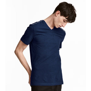 Funkys Plain V-Neck T-Shirt