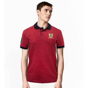 DNGRS Race City Slub Polo Shirt