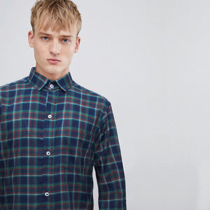 Funkys Multi Color Check B-Quality Casual Shirt