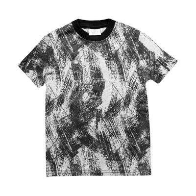 Kid's Paint stroke T- Shirt - Deeds.pk