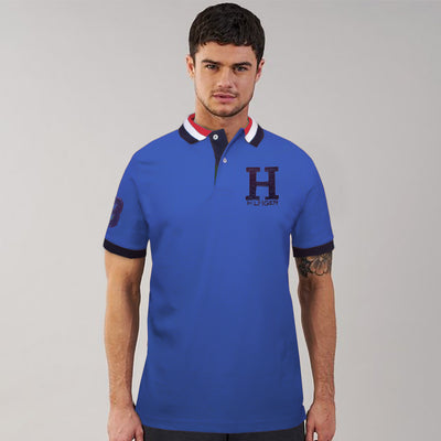 f8926223dfa Tommy Hilfiger Tipped Collar Polo Shirt - Deeds.pk