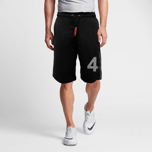 Funkys Black Striped B-Quality Shorts