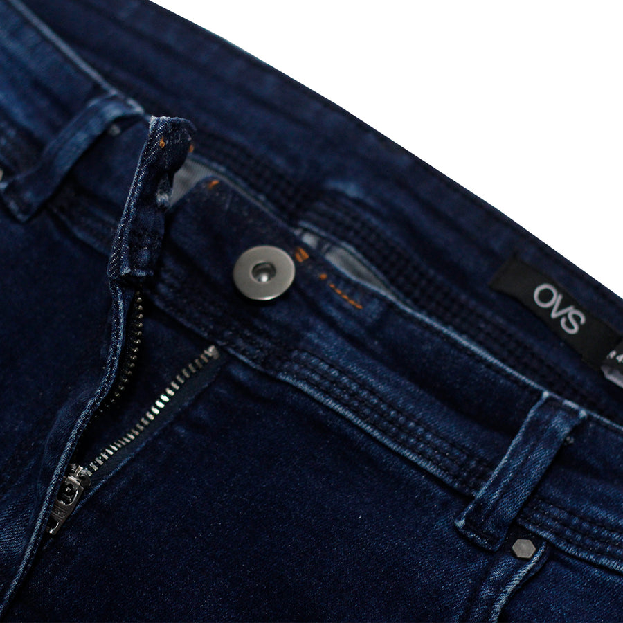 OVS Ladies Dark Blue Denim