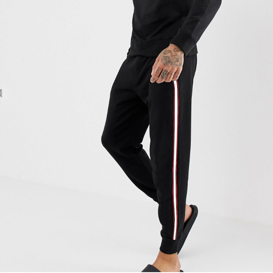 Bershka Premium Striped Trousers - Deeds.pk