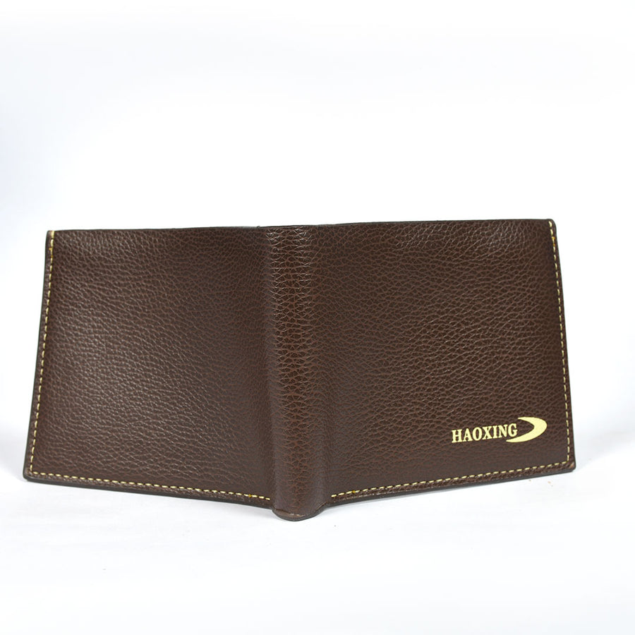 Men Printed Logo  Wallet