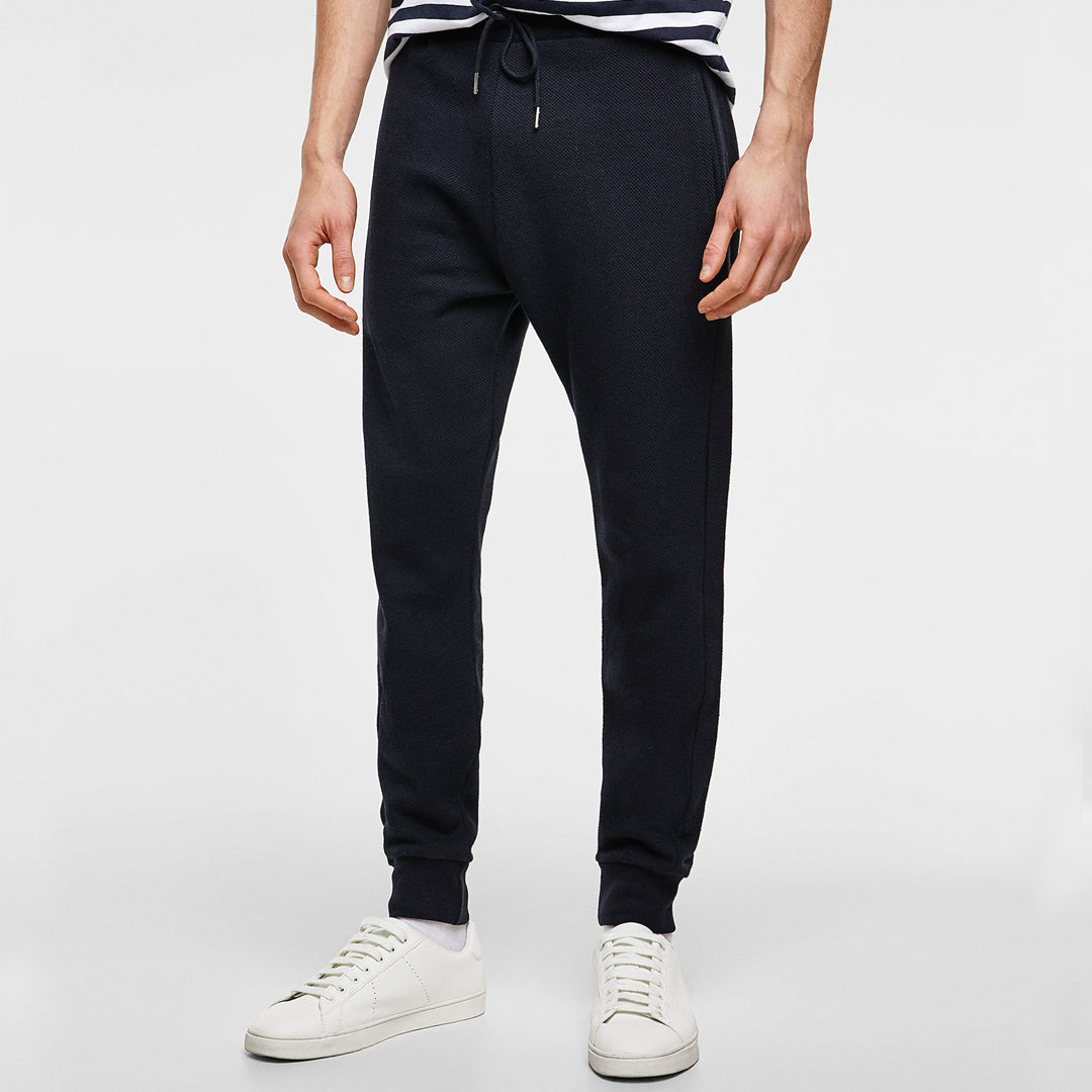 d383fde6 Zara Man Double Tech Premium Jogger Pants - Deeds.pk