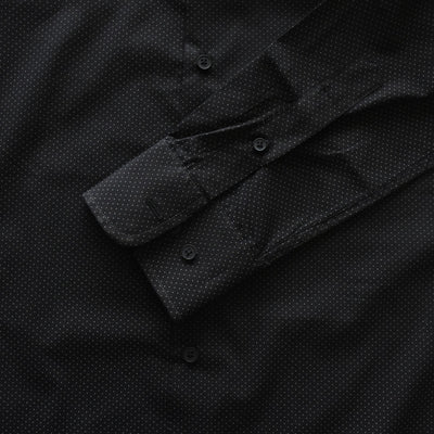 Zara Black Long Sleeves Casual Shirt - Deeds.pk
