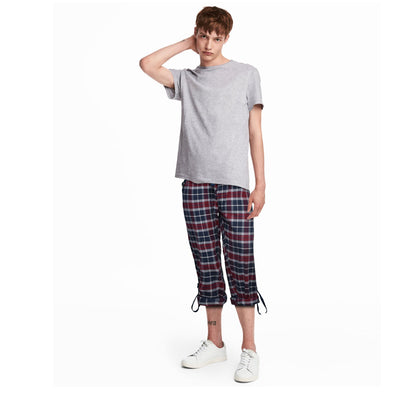 Old Navy Madras Check Trouser - Deeds.pk