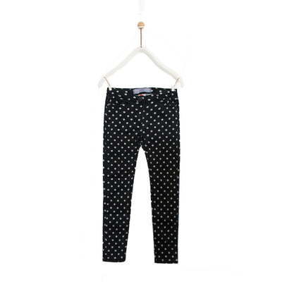 Love Denim Polka Dot Kid's Denim ( 1 YEARS TO 7 YEARS )